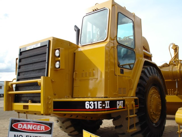 caterpillar 631e-ii 24475 005