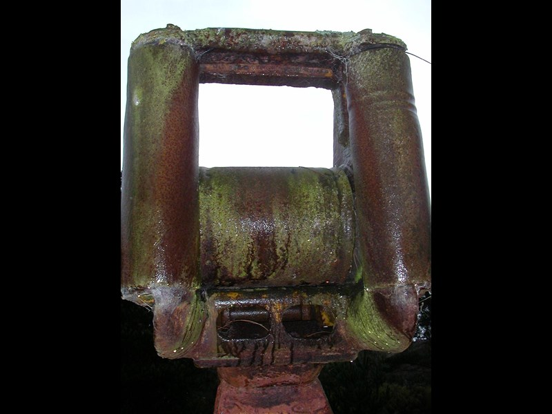 hyster towing log arch 28864 009