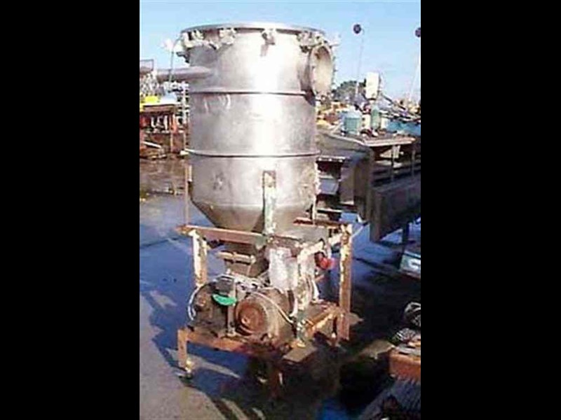 stainless steel tank 26110 001