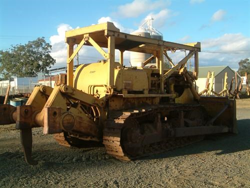 caterpillar d7e dozer 24981 003