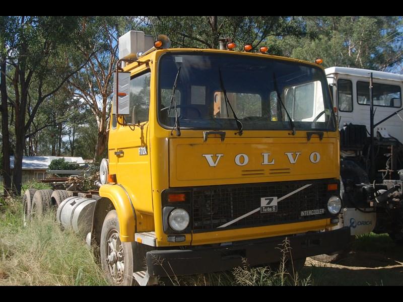 VOLVO F7 dismantling