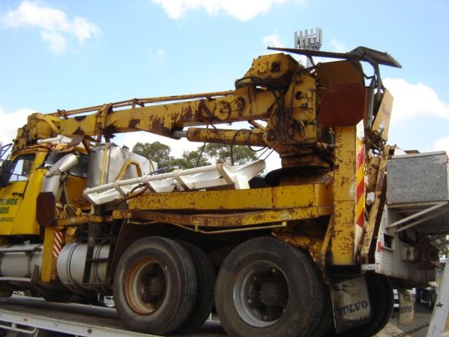 1988 VOLVO N12 dismantling