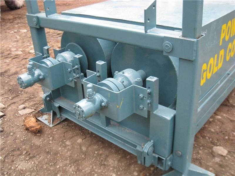 powerscreen gold concentrator 9922 007