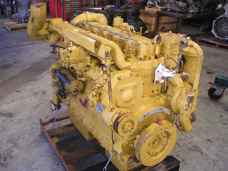 caterpillar 3306pc 10891 005