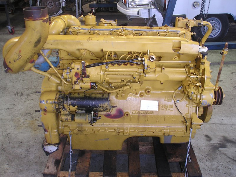 caterpillar 3306pc 10891 007