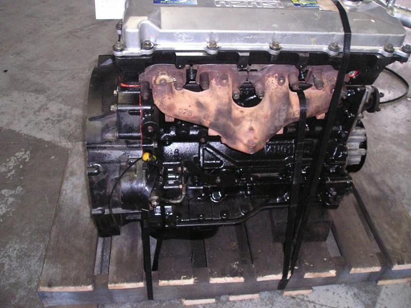 Diagram parts Of isuzu 4hg1 Engine