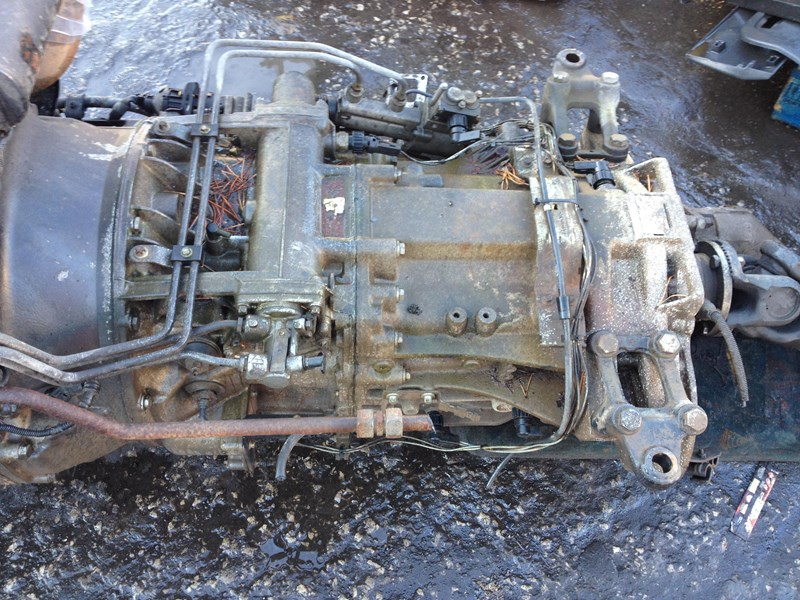 Mercedes benz atego 2628 g100 transmission for sale for Mercedes benz transmission parts