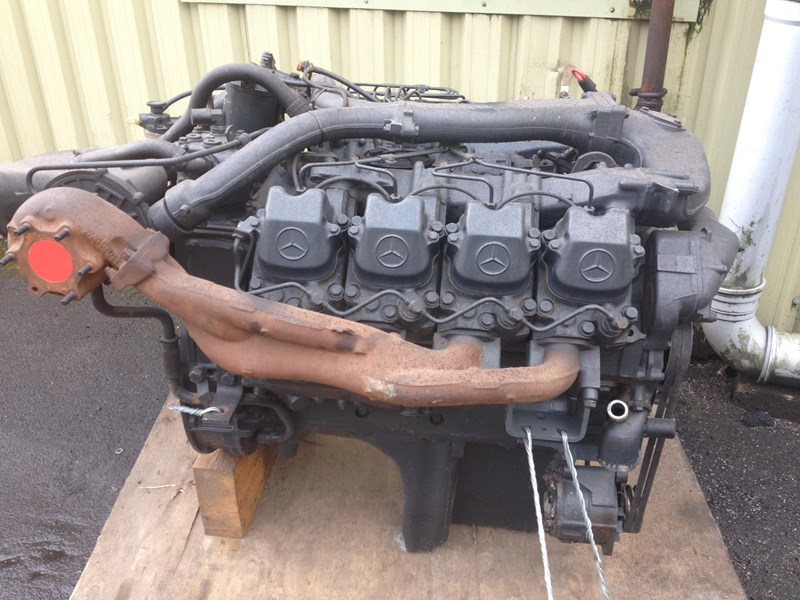 mercedes-benz om442 engine 39853 001