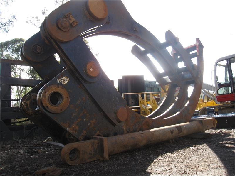 unknown suit 70-100 ton excavator 37200 005