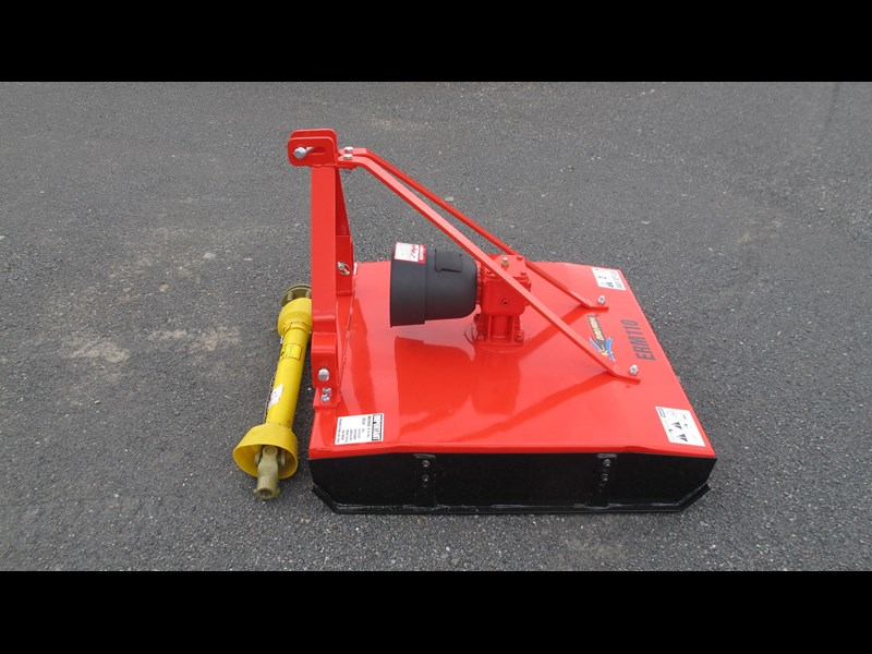 eurofarm erm110 rotary mower /topper/slasher 34338 005