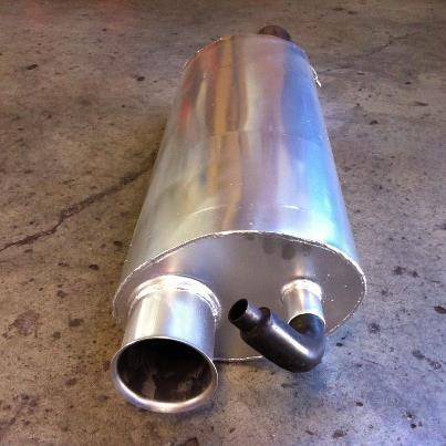 unknown any excavator muffler 55826 011