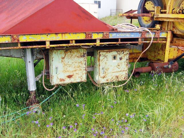 trailer mining jig trailer (floatation cell) 1306 005