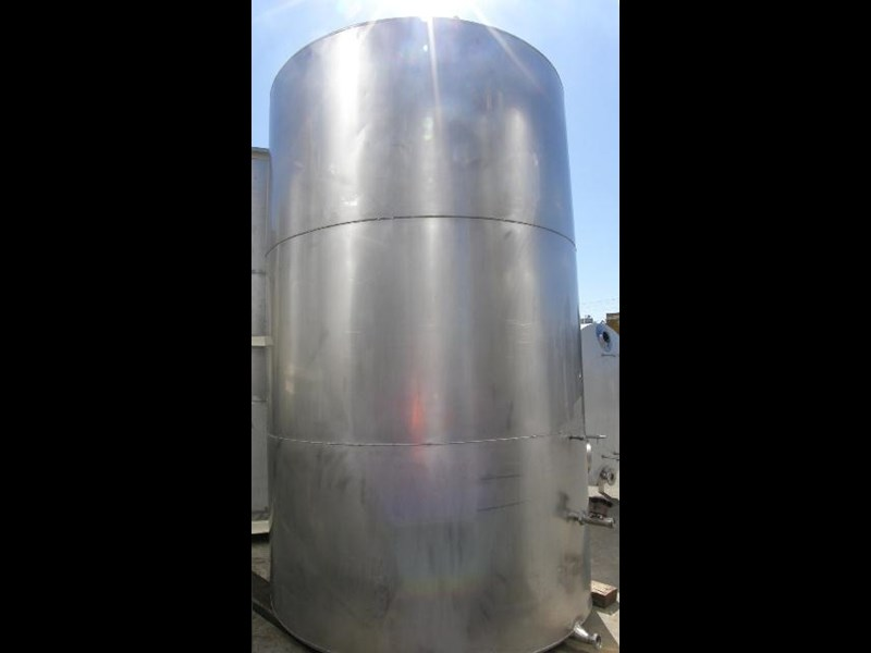 stainless steel storage tank 15,000lt 80150 003