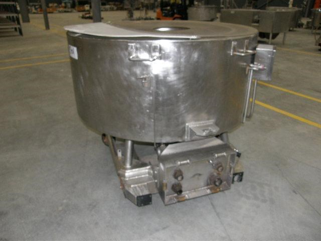 custom built stainless steel jacketed tank 80110 002