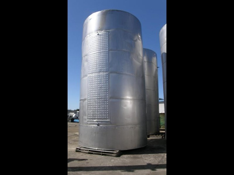 stainless steel storage tank vertical 80144 003