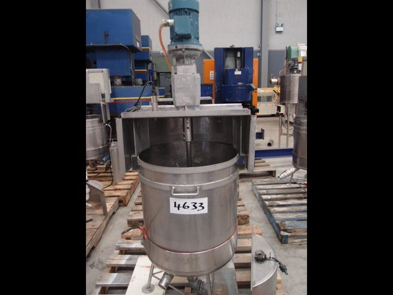 custom built stainless steel mixing - vertical 80120 001