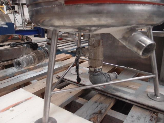 custom built stainless steel mixing - vertical 80120 003
