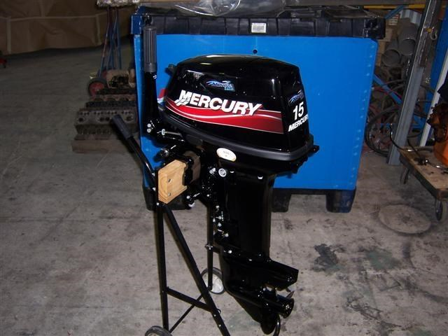 2018 Mercury 15 Hp Outboard Motor For Sale Trade Boats