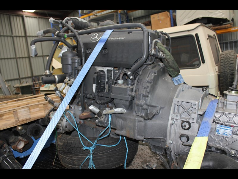 mercedes-benz vario - om904la engine 78324 003
