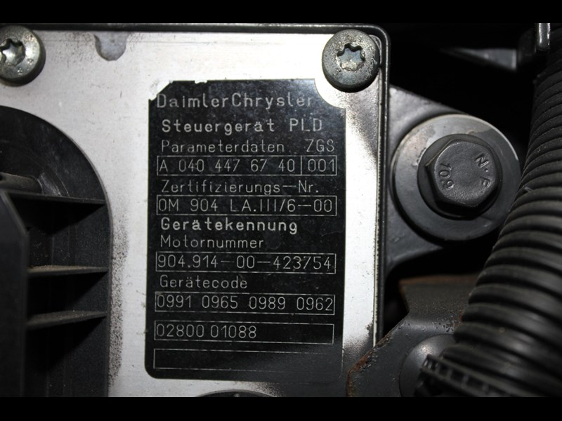 mercedes-benz vario - om904la engine 78324 007