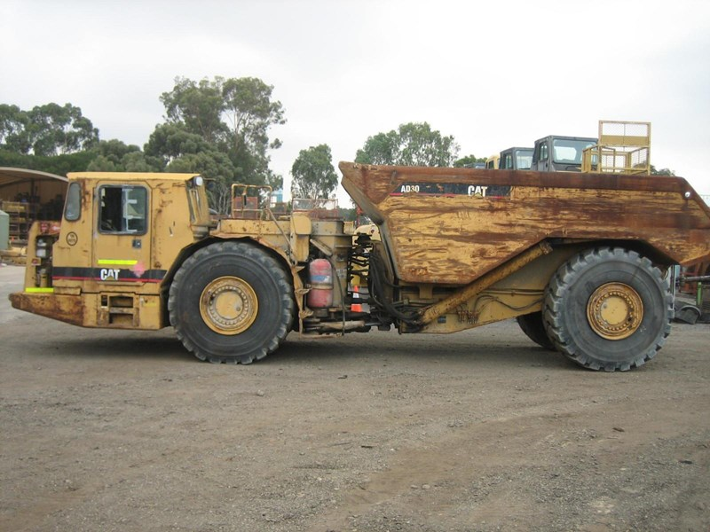 caterpillar ad30 91101 007