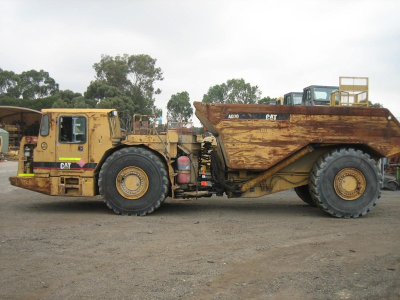 caterpillar ad30 91101 009
