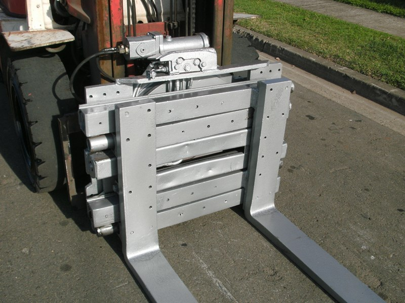 custom forklift attachments - for hire or purchase 95241 003