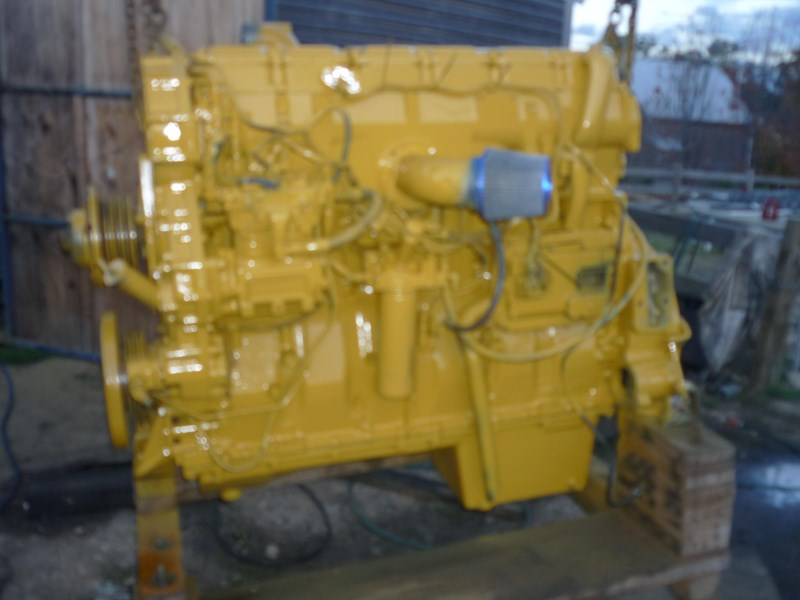caterpillar c15 accert 15.2 lt single turbo 119727 001
