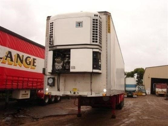 maxi-cube semi (inc low loader/platforms) 12937 009