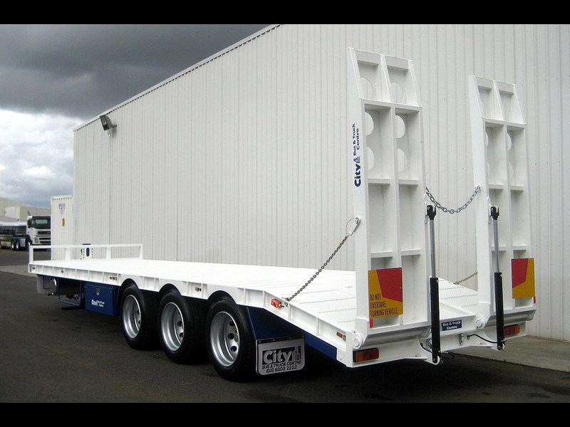 cbtc new tri / tandem & single axle tag trailers. 13648 017