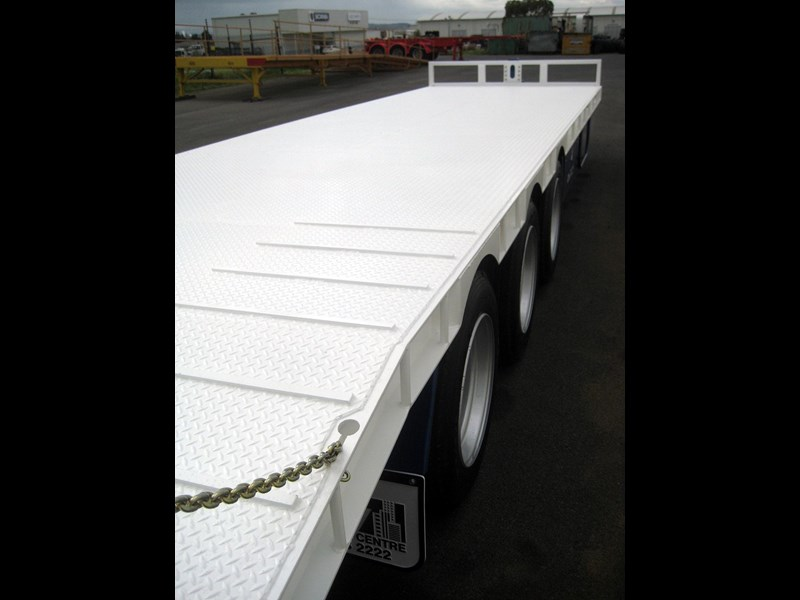 cbtc new tri / tandem & single axle tag trailers. 13648 023