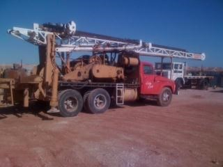 caldwell drilling rig 175/200 106716 001