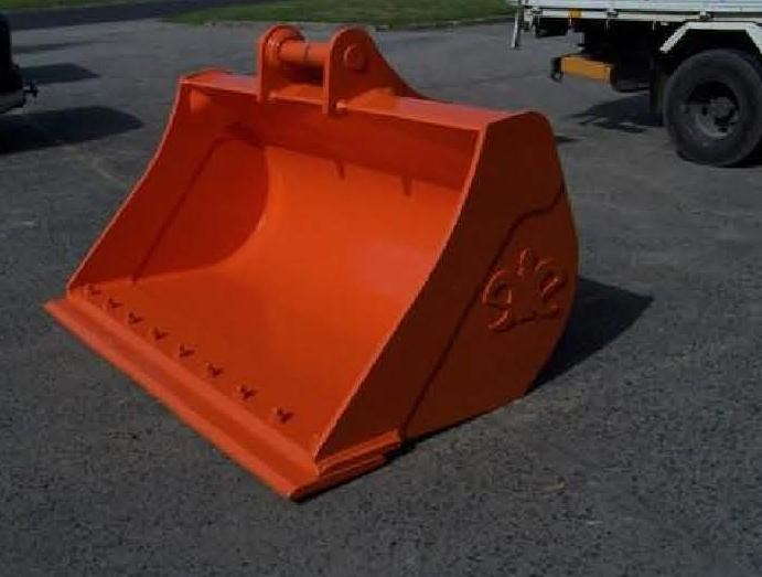 ei engineering zx210 1800mm mud bucket with bolt-on-edge 107230 005