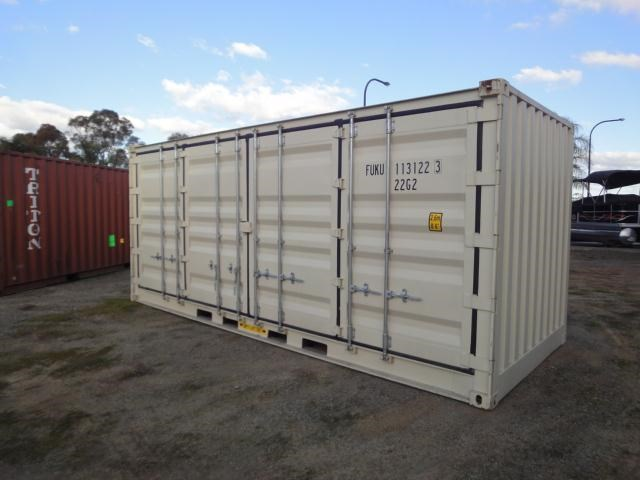 20ft container side opening 109650 001