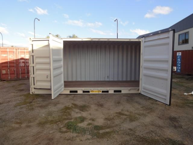 20ft container side opening 109650 005