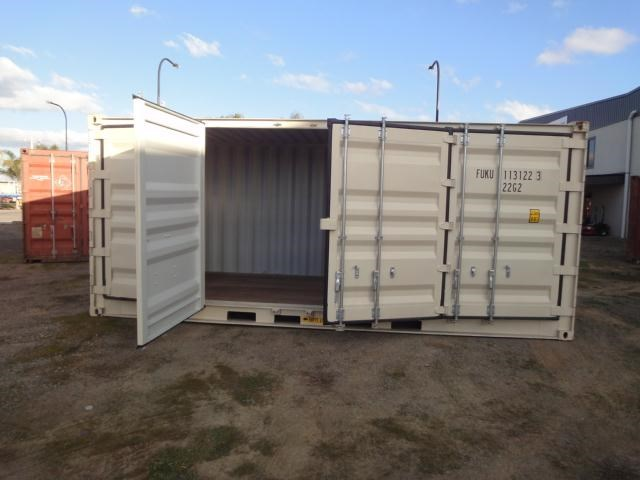 20ft container side opening 109650 007