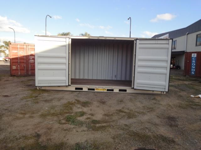 20ft container side opening 109650 013
