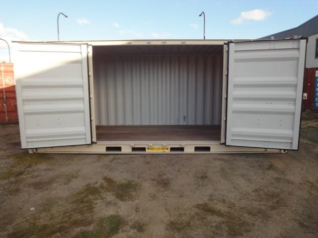 20ft container side opening 109650 015