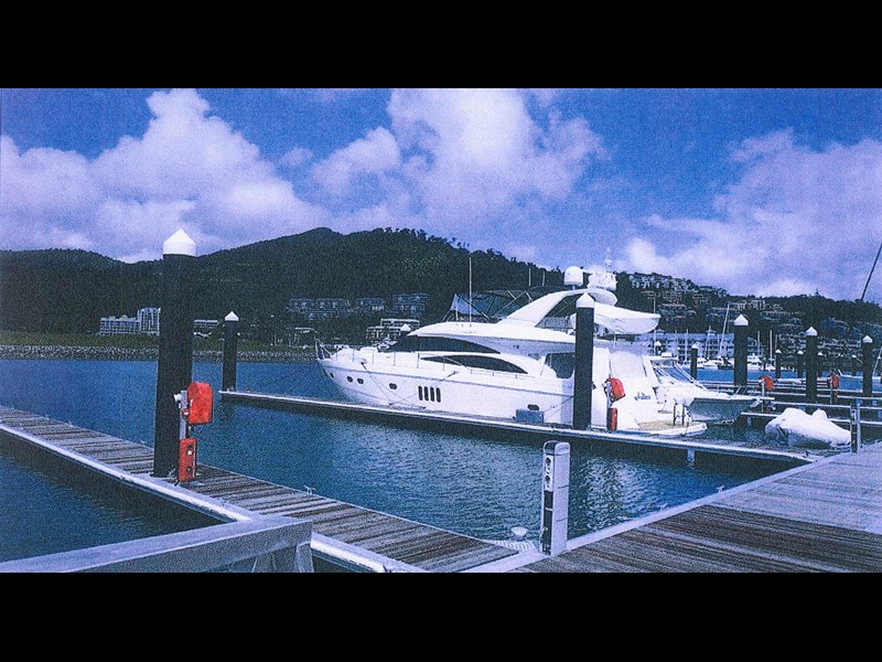 30m x 11.3 wide multihull berth in the whitsundays - 96 year lease in place 109992 003