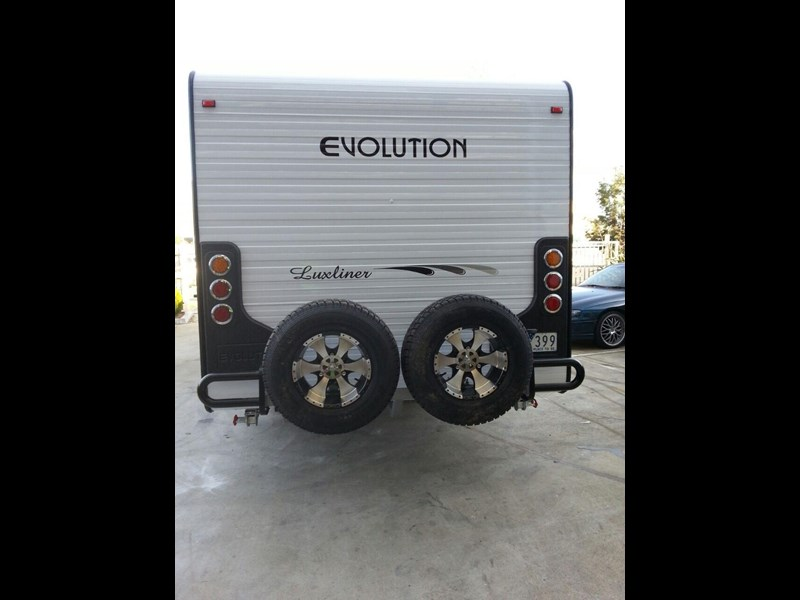 evolution luxliner 22'8'' 111696 003