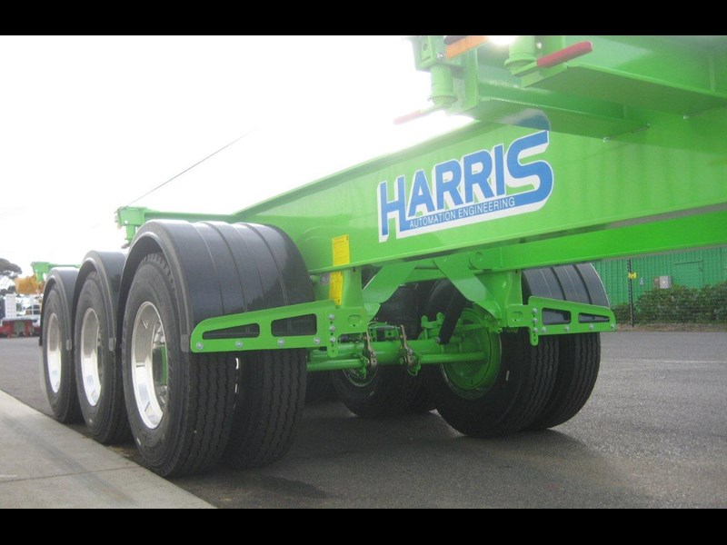 harris australian built tri-axle skel - alloy rims 112974 003