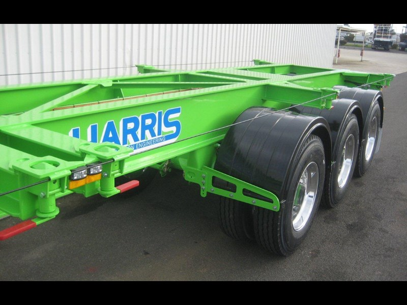 harris australian built tri-axle skel - alloy rims 112974 007