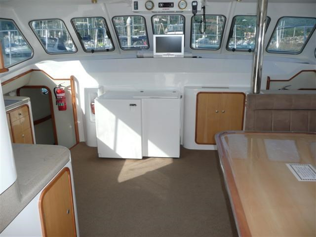scimitar 1010 flybridge catamaran 117641 015