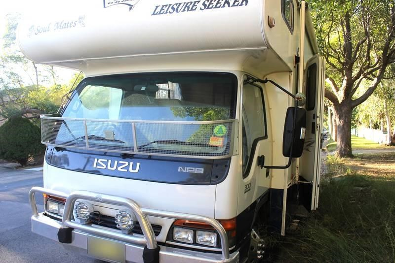 isuzu winnebago leisure seeker 119599 005