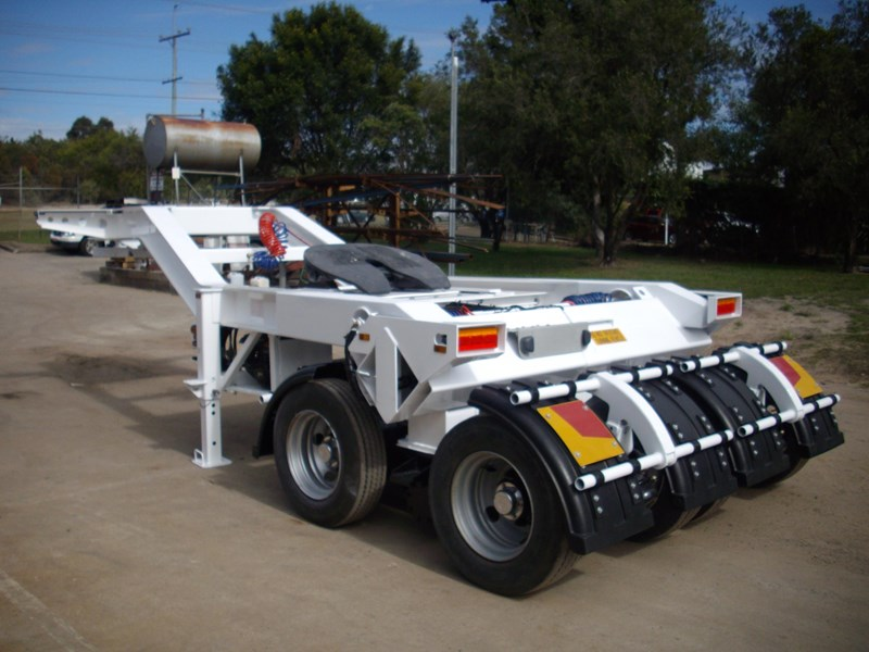 r.e.s 2 x 8 low loader dolly 121500 001