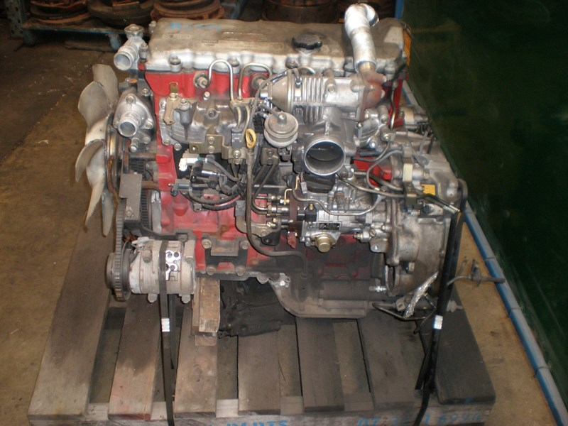 various imported engines 8531 012