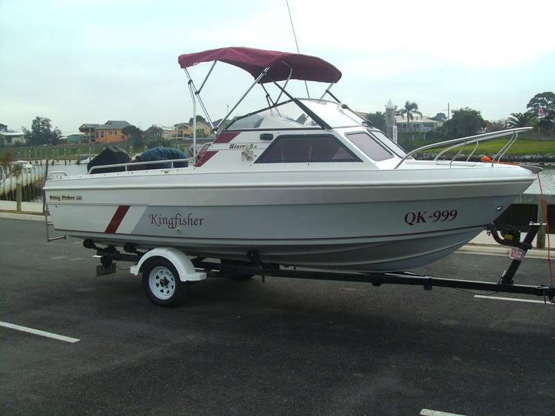 kingfisher sierra 124210 001