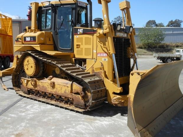 caterpillar d6r xl series ii 125220 001