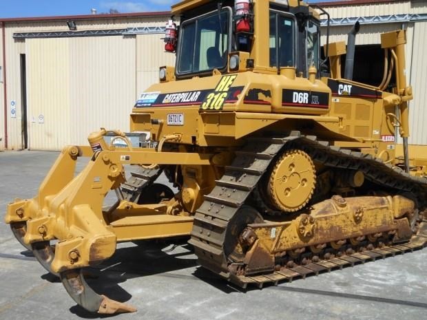 caterpillar d6r xl series ii 125220 003