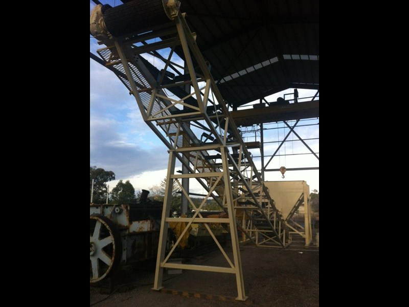 stacker conveyor 1000mm 135043 003